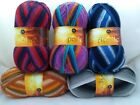 DY Choice Apollo x 300g ~ Choose Colour~ Multicoloured  Double Knitting