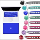 Lot 25pcs Rubber Coated Hard Plastic Case Cover Keyboard ...