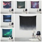 Vintage Moon Meteor Galaxy Polyester Wall Tapestry Home Living Decor Space US