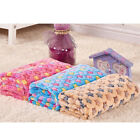 50*80 CM Pet Dog Cat Rest Blanket Pet Cushion Bed Soft Warm Sleep Mat HF