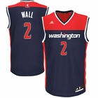 Wizards JOHN WALL Replica Jersey M L NWT NEW Adidas Washington