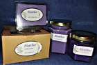 **NEW** Hand Poured Flower Floral Scents Soy Candles, Tarts & Votives - Heather
