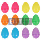 Empty Easter Capsules Egg Design Easter Egg Hunt Game Easter Bag Filler 6cm