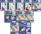 Sheena Douglass - PERFECT PARTNERS - IN FULL BLOOM COLLECTION - Stamps, Dies