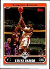2006-07 TOPPS BASKETBALL CARD PICK / CHOOSE YOUR CARDS