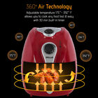 Electric Air Fryer Digital Fat Technology Rapid Good Cooking Healthy Oil-Less