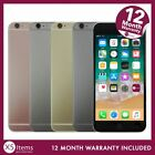 Apple iPhone 6S Plus A1687 16GB/32GB/64GB/128GB Silver/Grey/Gold Unlocked/O2