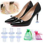 US High Heel Protectors Stopper Stop Shoes Heel Sinking Stiletto Cover with Bag
