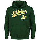Oakland Athletics New Era Officially Licenced MLB Hoodie