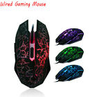 High-End Rechargeable Wireless Silent LED Backlit USB Optical Gaming Mouse Mice