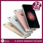 Apple Iphone Se A1723 16/32/64gb Smartphone Grey/silver/gold/rose Unlocked/ee