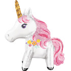 MAGICAL UNICORN Birthday Party Range - Tableware Balloons Supplies Decorations