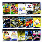 PS2 Spiel Buzz! Dragonball FIFA GTA Need for Speed Singstar Tekken Star Wars...