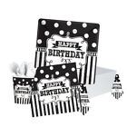 CHALKBOARD BIRTHDAY Birthday Party Tableware, Banners, Balloons & Decorations