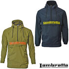 Lambretta Harrington Pullover Jacket Hooded MOD Zip Lightweight Mens UK M-4XL