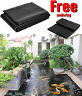 Pond Leakproof Quality Top Guarantee Lifetime FREE Liner with F Underlay Garden