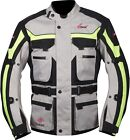 Weise Seattle Outlast Mens Stone Textile Motorcycle Jacket New RRP £199.99!!