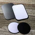 4PCS Replacement Adhesive Metal Plate for Magnetic Car Cell Phone Holder Mount