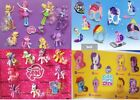 MCDONALD'S 2018, 2017, 2016  2015 MY LITTLE PONY SETS - PICK YOURS - FREE SHIP