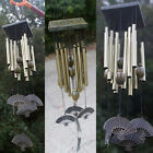 Amazing Outdoor Living Yard Garden 12 Tubes Bells Copper Wind Chimes home decor
