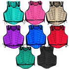 Внешний вид - HILASON ADULT SAFETY EQUESTRIAN EVENTING PROTECTIVE PROTECTION VEST HORSE RIDING
