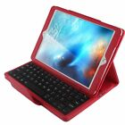 """Detachable Wireless Keyboard Leather Case Cover For iPad Pro 12.9"""" 2017 & 2015"""