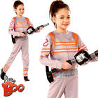 Girls Ghostbusters Movie Halloween Fancy Dress Kids Childrens Costume Outfit New