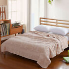 fast shipment towel blanket air conditioning blankets throws pure cotton blanket