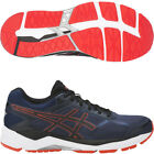 Asics Gel Foundation 12 2E (WIDE FIT) Mens Running Shoes - Blue