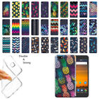 For ZTE Blade Force N9517 Pineapple Clear Soft Gel TPU Case Cover