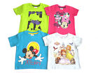 Boys/Girls T-Shirt Incredible Hulk Disney Mickey Mouse Minnie Mouse Or Sofia