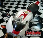 CutGrafix Ducati Monster S4RS stripe decal kit incl delivery
