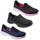 Skechers Go Walk 4 Kindle Trainers Childrens Memory Foam Sport Kids SK81118L