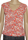 "Herrlicher Ladies Blouse Top "" Leony "" 8078 Red XS-S-M-L-XL Pepper New"