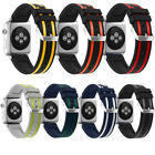 Premium Sports Replacement iWatch Wrist Band Strap For Apple Watch 1 2 3 38/42mm
