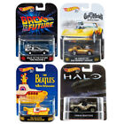 Hot Wheels 2018 Retro Entertainment Diecast Vehicles *CHOOSE YOUR FAVOURITE*