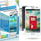 High Quality Mirror LCD Screen Protector Film Shield For LG Optimus L90