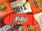 Внешний вид - Bulk Hersheys Chocolate Assortment Candy Bars Snack Size (select quantity)
