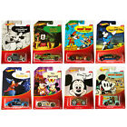 Hot Wheels Disney Mickey Mouse 1:64 Scale Vehicles CHOOSE YOUR FAVOURITE