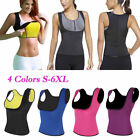 Thermo Sweat Neopren Body Shaper Abnehmen Taille Trainer Cincher Yoga Weste 2018