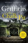 The Chalk Pit: The Dr Ruth Galloway Mysteries 9, Griffiths, Elly, Very Good