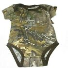 Realtree Camo Young Buck Baby Body Suit, Snap Shirt Boys Camouflage