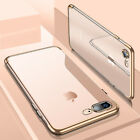 Luxury Ultra Slim Shockproof Bumper Case Cover for Apple iPhone X 8 7 6S Plus <br/> FREE  Screen Protector,1st Class Post,UK Quick Dispatch