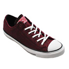 Converse Suede Spot Print All Star Low Trainers Shoes Pumps Size  Womens