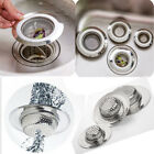 Внешний вид - Bathroom Drain Hole Stainless Steel Kitchen Sink Colander Hair Filter Strainer