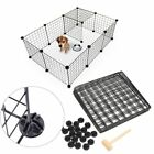Storage Tool Multi-function Dog Cage Enclosure Yard Kennel Pet Playpen Fence