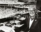 Chicago Cubs Harry Caray Sportscaster Announcer Wrigley Field 48x36-8x10 CHOICES on Ebay