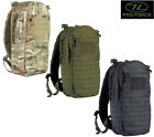 Army Military Cobra Single Strap Backpack Day Pack Travel Rucksack Bag 15L Camo