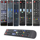 Remote Control Replacement For Samsung Smart TV 3D LCD LED H