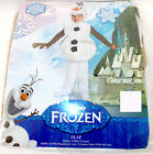 Disguise Deluxe Frozen Olaf Toddler Costume Jumpsuit Overlay Headpiece 3T-4T 4-